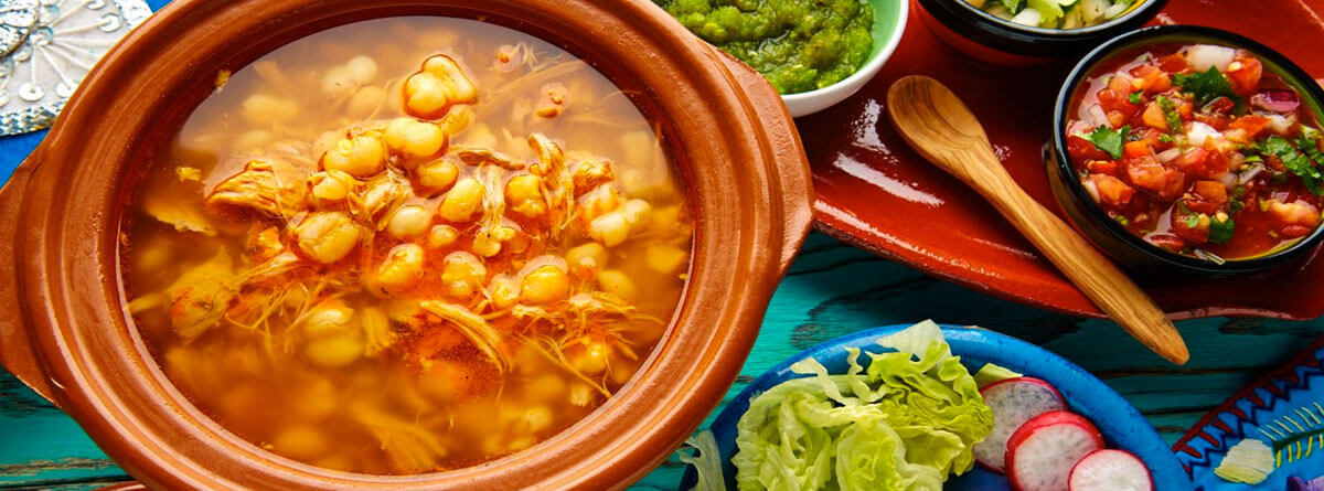 Comida mexicana en Cancún